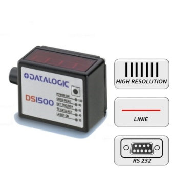 Datalogic DS1500 HiRes linear