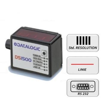 Datalogic DS1500 StRes linear